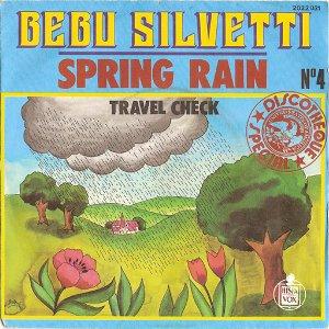 Bebu Silvetti / Spring Rain / Travel Check (7