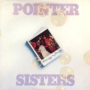 POINTER SISTERS / HAVING A PARTY (LP)