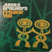 Jungle Brothers / Freakin' You (12