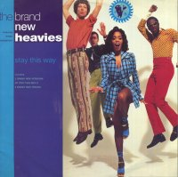 The Brand New Heavies Featuring N'Dea Davenport / Stay This Way (12