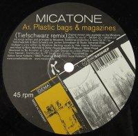 Micatone / Plastic Bags & Magazines (12