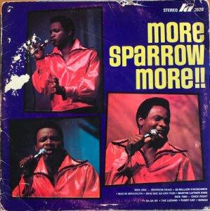 Mighty Sparrow / More Sparrow More (LP)