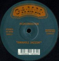 Jazzconductor / Wadin' / Swahili Jazzin' (12
