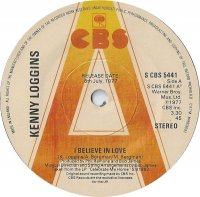 Kenny Loggins / I Believe In Love (7