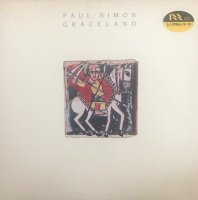 PAUL SIMON/ GRACELAND (LP)