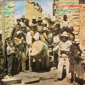TONY HATCH ORCHESTRA / A LATIN HAPPENING (LP)