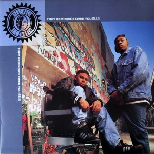 Pete Rock & CL Smooth / They Reminisce Over You (T.R.O.Y.)(12