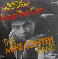 The Mike Conteh Band / Jump The Gun (7