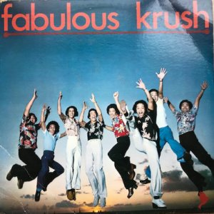 Fabulous Krush / Fabulous Krush (LP)