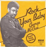 GEORGE McCRAE / ROCK YOUR BABY (7