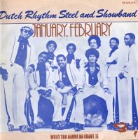 DUTCH RHYTHM STEEL & SHOWBAND / JANUARY, FEBRUARY (7