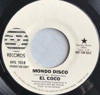 El Coco / Mondo Disco (7