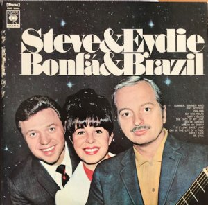 Steve & Eydie / Steve & Eydie, Bonfa & Brazil (LP)