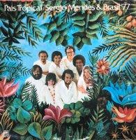 Sergio Mendes & Brasil '77 / Pais Tropical (LP)
