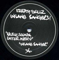 Krafty Skillz / Insane Bangers! (12