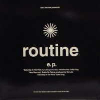 V.A / Soul Source Presents: Routine E.P. (12