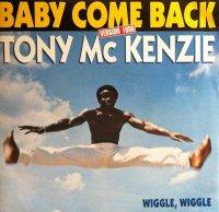 Tony McKenzie / Baby Come Back  (7