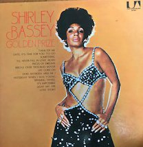 Shirley Bassey / Golden Prize (LP)