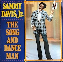Sammy Davis Jr. / The Song And Dance Man (LP)
