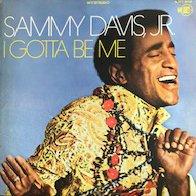 Sammy Davis Jr. / I've Gotta Be Me (LP)