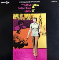 O.S.T (John Barry) / Follow Me! (LP)