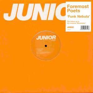 Foremost Poets / Funk Nebula (12