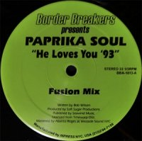 Paprika Soul / He Loves You '93 (12