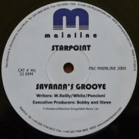 STARPOINT / UP AND DOWN / SAVANNA'S GROOVE (12