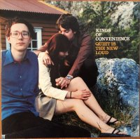 Kings Of Convenience / Quiet Is The New Loud (LP)