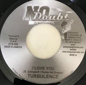 Turbulence / I Love You (7
