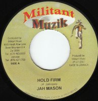 Jah Mason, Lutan Fyah / Hold Firm / Crown Him (7