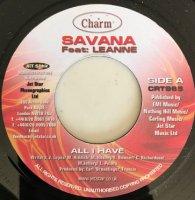 Savana / All I Have (7