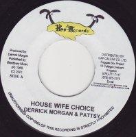 Derrick Morgan & Pattsy / House Wife Choice (7