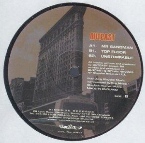 Outcast / Mr Sandman (12