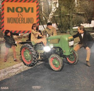 Novi Quartet /  Novi In Wonderland (LP)