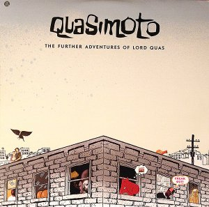 Quasimoto / The Further Adventures Of Lord Quas (2LP)