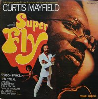 Curtis Mayfield / Super Fly (LP)