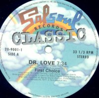 First Choice / Ripple / Dr. Love / The Beat Goes On (12