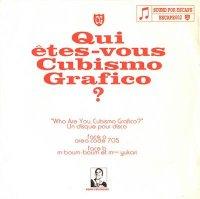 CUBISMO GRAFICO / QUI ETES-VOUS CUBISMO GRAFICO? (7