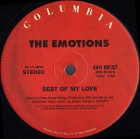 The Emotions / Best Of My Love (12