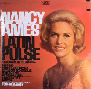 Nancy Ames / Latin Pulse (LP)