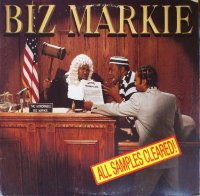 Biz Markie / All Samples Cleared! (LP)