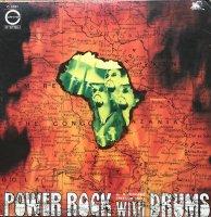 石川晶、フリーダム・ユニティー (Akira Ishikawa, The Freedom Unity)/ Power Rock With Drums(キリマンジャロへの道)(LP)