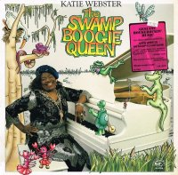 Katie Webster / The Swamp Boogie Queen (LP)