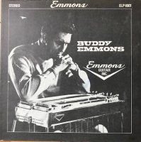 Buddy Emmons / Emmons Guitar Inc. (LP)
