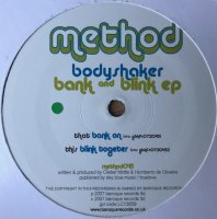 "Bodyshaker / Bank And Blink (12"")"