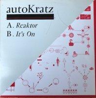 """autoKratz / Reaktor (12"""")"""
