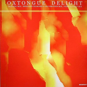 "Oxtongue / Delight (12"")"