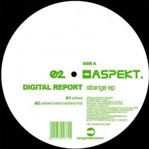 Digital Report / Strange EP (12