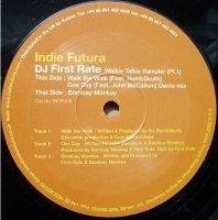 DJ First Rate / Walkie Talkie Sampler (Pt. 1) (12